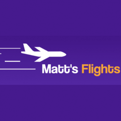 Matt's Flights logo
